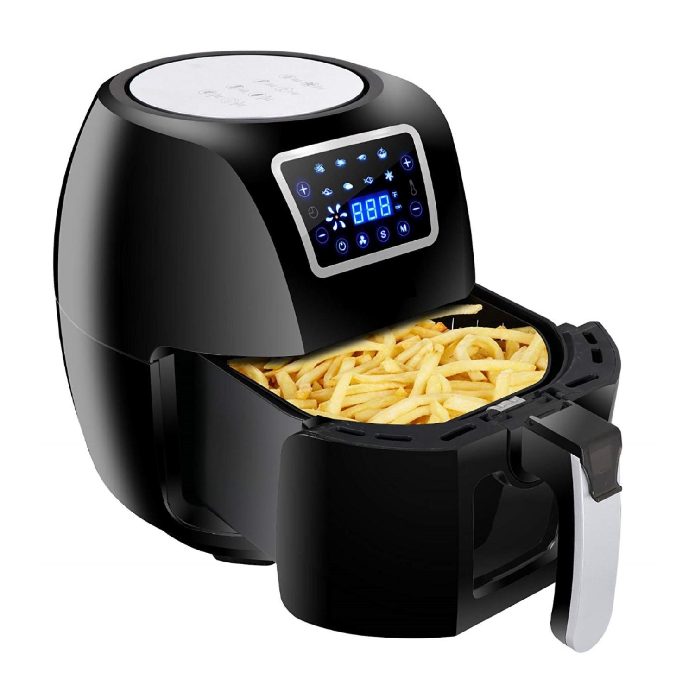 Digital Professional Air Fryer 5 8 Qt Buysmartt